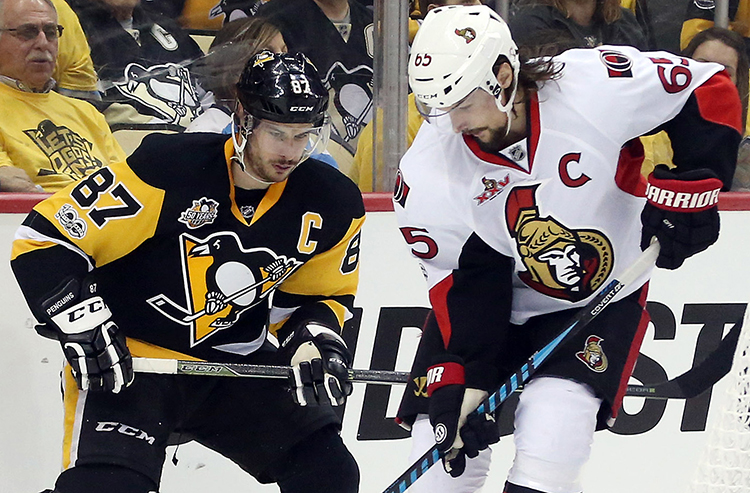 Round 3, Game 1 Preview: Ottawa Senators @ Pittsburgh Penguins