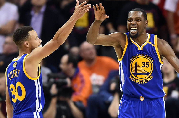 Is Warriors' dominance ruining NBA futures market in Las Vegas?