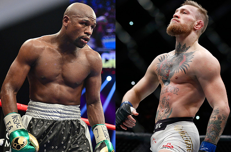 Mayweather-McGregor bets all on the underdog, but that will change say bookies